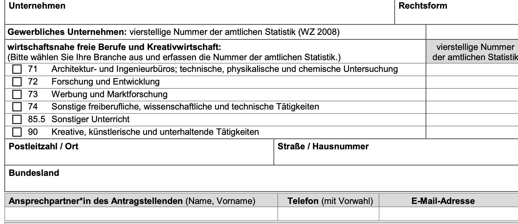 Digitalbonus Bayern Forderantrag Die Antragshilfe 12